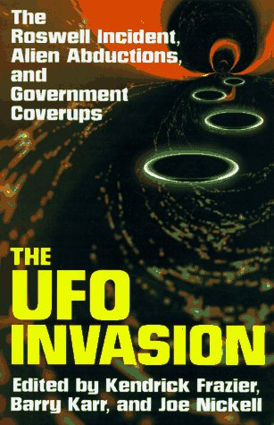 UFO Invasion boo