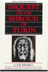 Shroud of Turin book