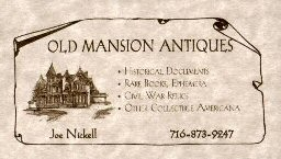 Antique Dealer